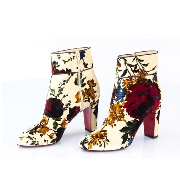 c0fd0c8ec28f Christian Louboutin Shoes - Christian Louboutin Booties